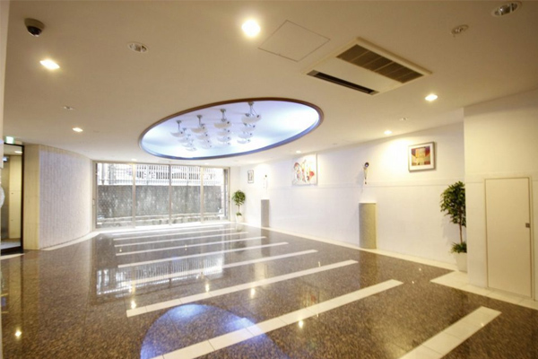 大阪市中央区のLED照明工事実績